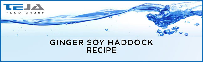 Ginger Soy Haddock Recipe