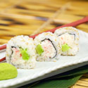 Shisu California Roll