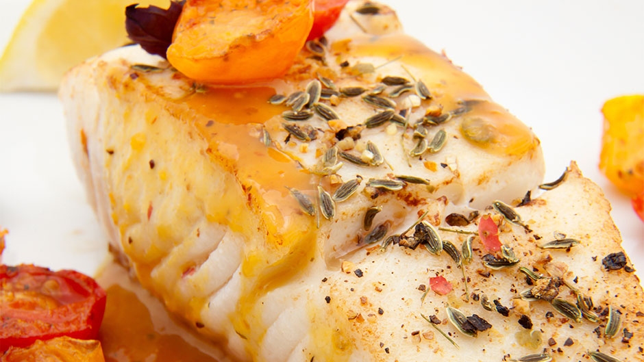 Halibut from TEJA Foods